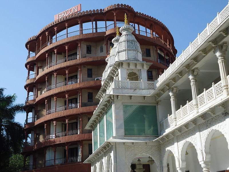 Isckon Hare Ram Krishna Temple